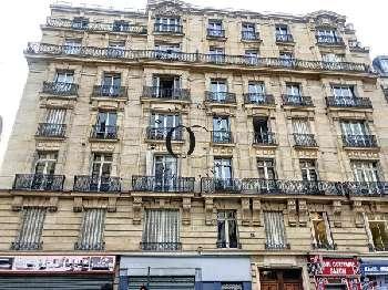 Paris 18e Arrondissement Parijs Seine huis foto 5551015