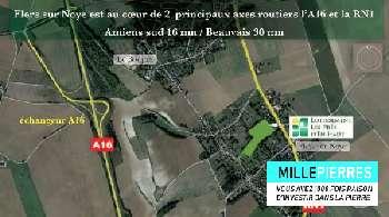 Flers-sur-Noye Somme terrain picture 5588625