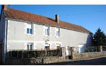 Brinon-sur-Beuvron Nièvre maison photo 5648761
