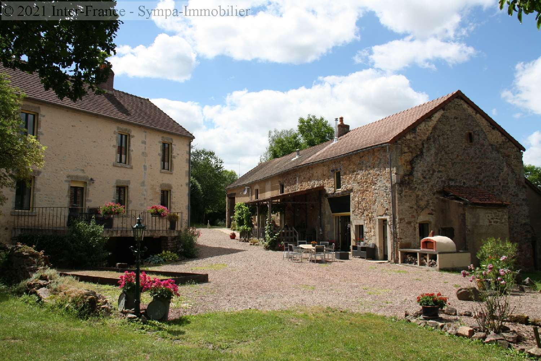 huis te koop Saint-Léger-de-Fougeret, Nièvre (Bourgogne) foto 1