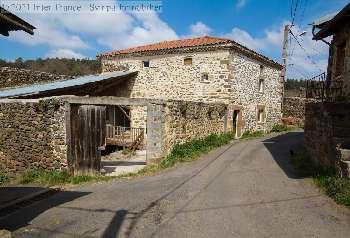huis, Chilhac, Haute-Loire