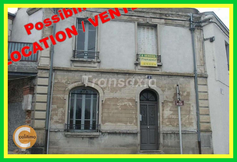 Montluçon Allier house picture 5720342