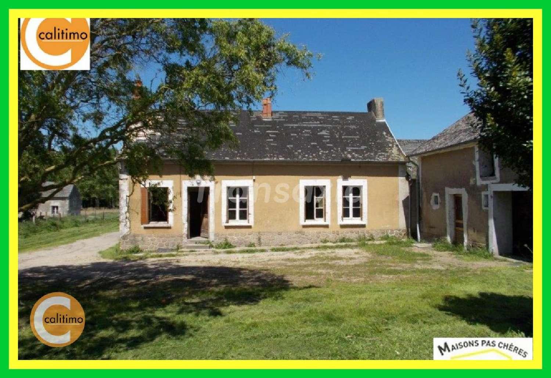 te koop huis Le Lude Pays de la Loire 1